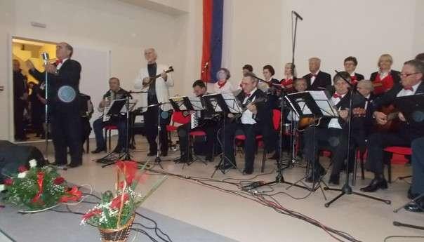 """Годишњи концерт градског хора """"Јесењин"""""""