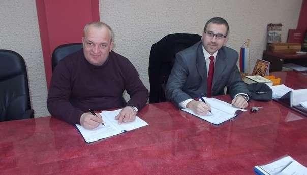 Potpisan ugovor o realizaciji projekta rekonstrukcije gradske vodovodne i kanalizacione mreže