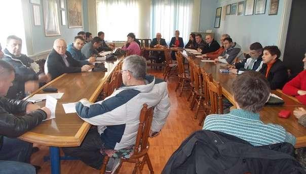 Informativni sastanak sa predstavnicma nevladinog sektora