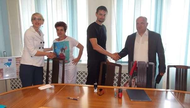 Potpisani ugovori o realizaciji dva projekta