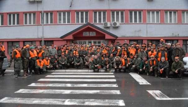 Sve spremno za Međunarodni lov sa lovkinjama