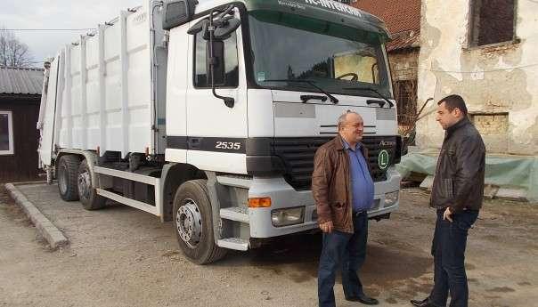 "Riješen problem odvoza smeća u KP ""Bobas"""