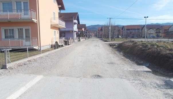Ускоро асфалтирање Улице патријарха Павла на Новом Насељу