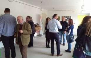 Отворена изложба умјетничких предмета