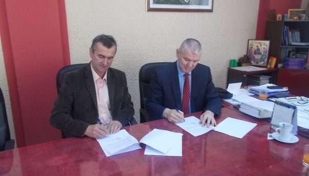 Потписан Споразум о сарадњи са Машинским факултетом