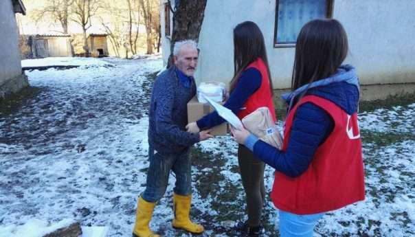 Помоћ за социјално угрожене породице у Грабовици
