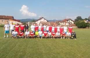 Fudbalski veterani u borbi protiv rasizma