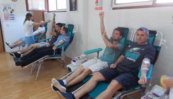 Прикупљено 139 доза крви