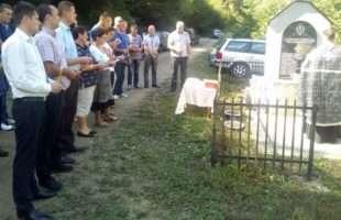 Služen parastos za poginule borce u Vigošti