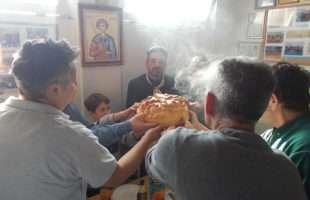 Фудбалски ветерани прославили Митровдан