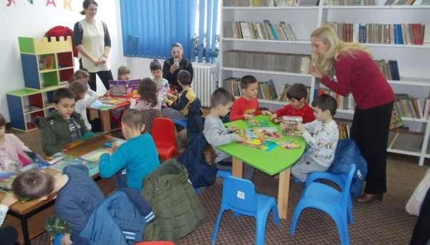 Edukativna radionica za mališane iz vrtića