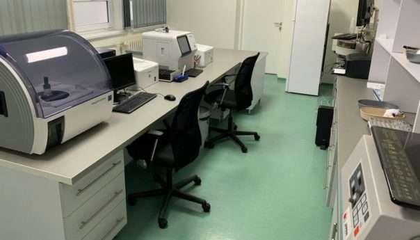 Renovirana laboratorija Doma zdravlja