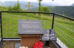 Служен парастос српским жртвама на Васиљевића брду