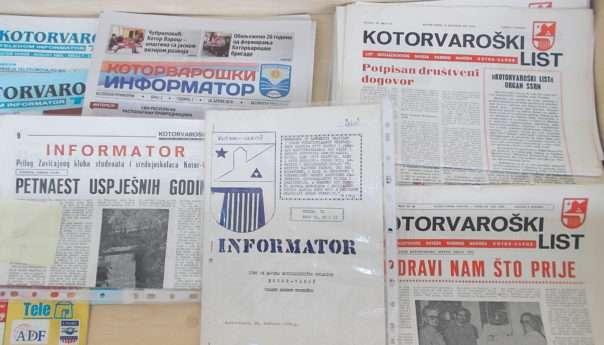 Отворена изложба старих часописа и новина