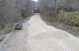 Модернизација путева у Доњим Борцима и Стевановини