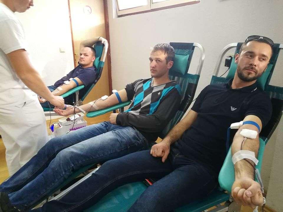 Davanje krvi 1