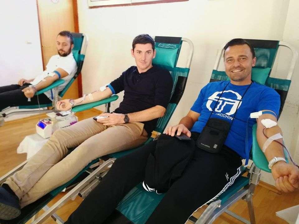 Davanje krvi 2