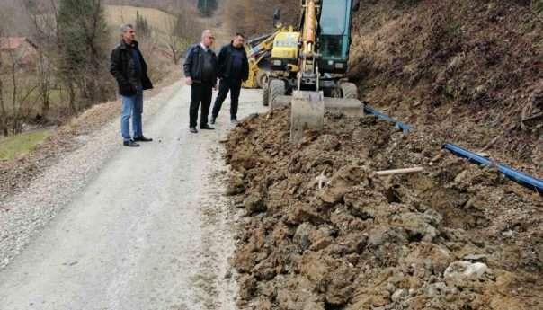 Počela rekonstrukcija vodovoda u Šipragama