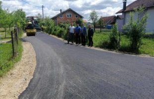 Modernizacija lokalnih puteva u Zabrđu