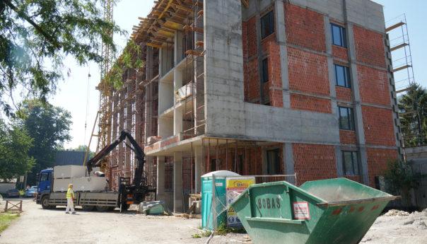 Izgradnja novog objekta lokalne uprave teče planiranom dinamikom