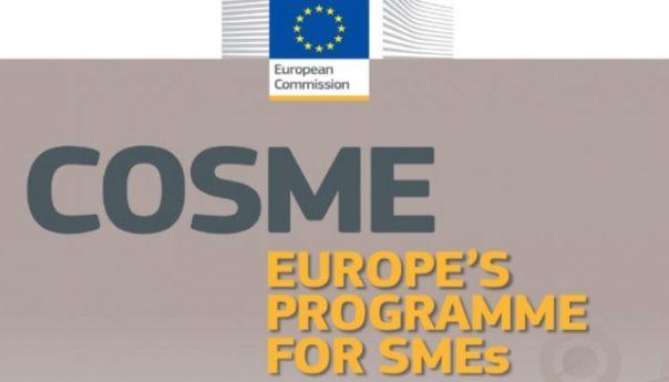 Dva miliona evra za mala i srednja preduzeća iz programa COSME