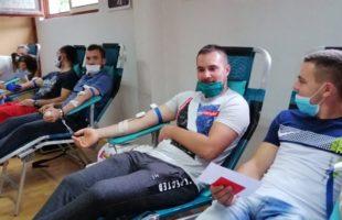 Prikupljeno 158 doza krvi