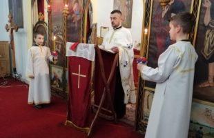 Služen moleban u Hramu Rođenja Presvete Bogorodice