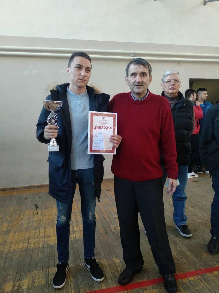 Pobjednik Dragan Stankovic
