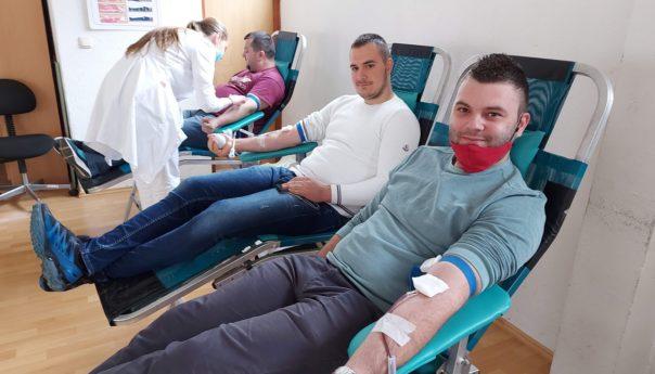 Prikupljeno 136 doza krvi