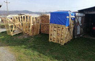 Ukloniti deponovani ogrev i privremene objekte