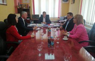 Borenović i Trivićeva u posjeti načelniku Kotor Varoša