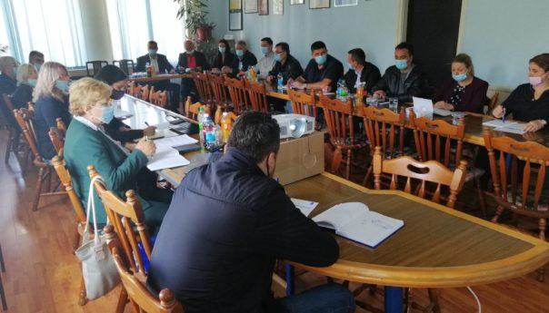 Sastanak Razvojnog tima za izradu Strategije razvoja opštine